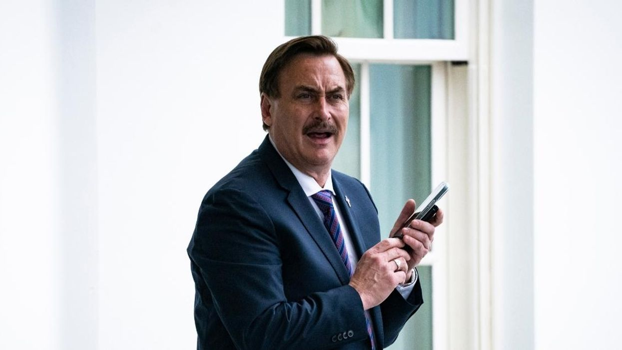 MyPillow Guy Lost Millions Manufacturing Unsold Facemasks—Now He Wants To 'Just Burn' Them