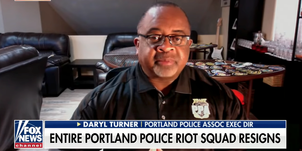 Portland police union chief goes off on city officials: They 'encouraged,' 'enabled' violence during riots last summer