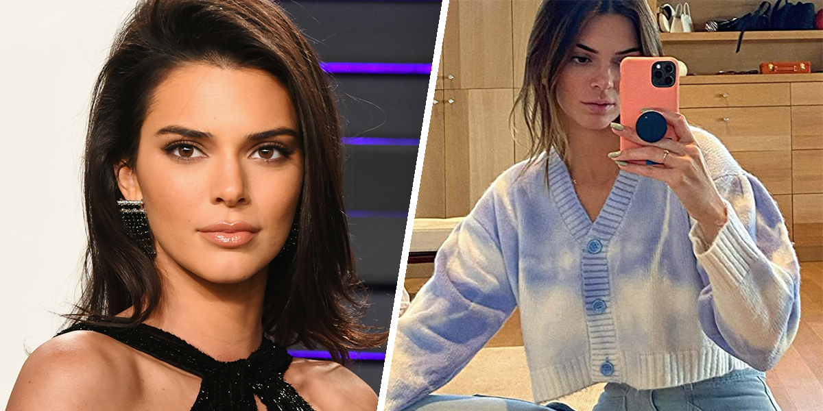 Snag Kendall Jenner's Cardigan on Amazon for Less Than $15