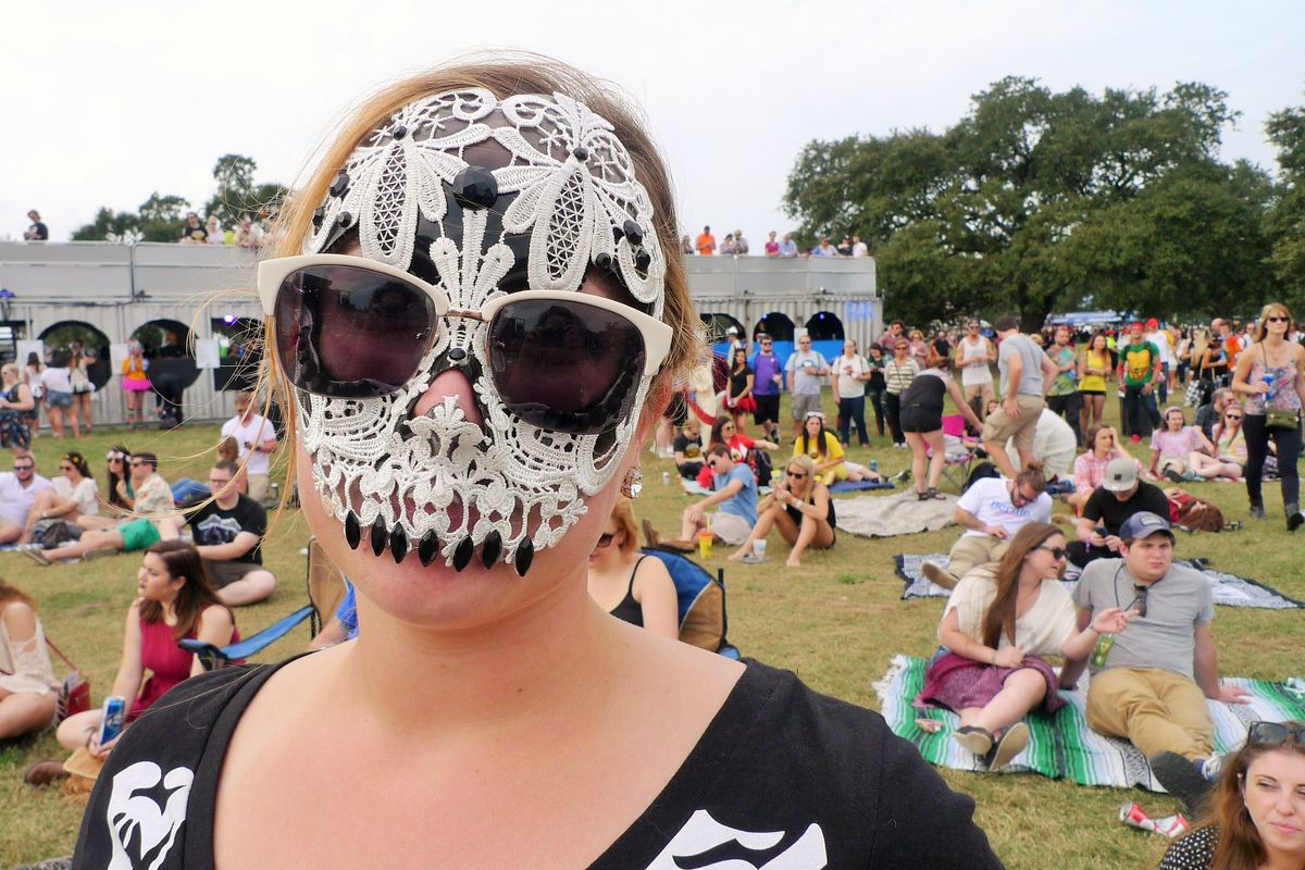 Our 5 Favorite Pics from Voodoo Fest