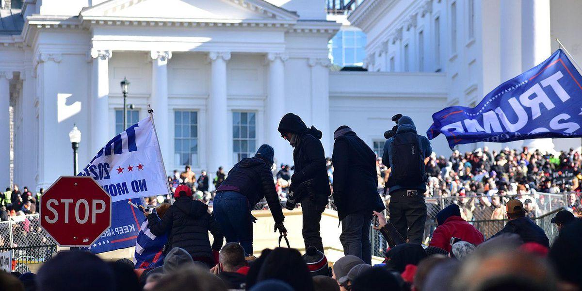 Mass Murder Plot Shows Insurrectionists Aren't 'Regular Americans'