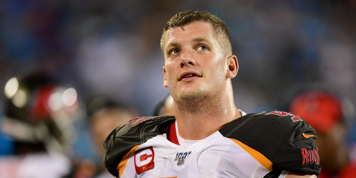 Carl Nassib Is the NFL's First Openly Gay Player