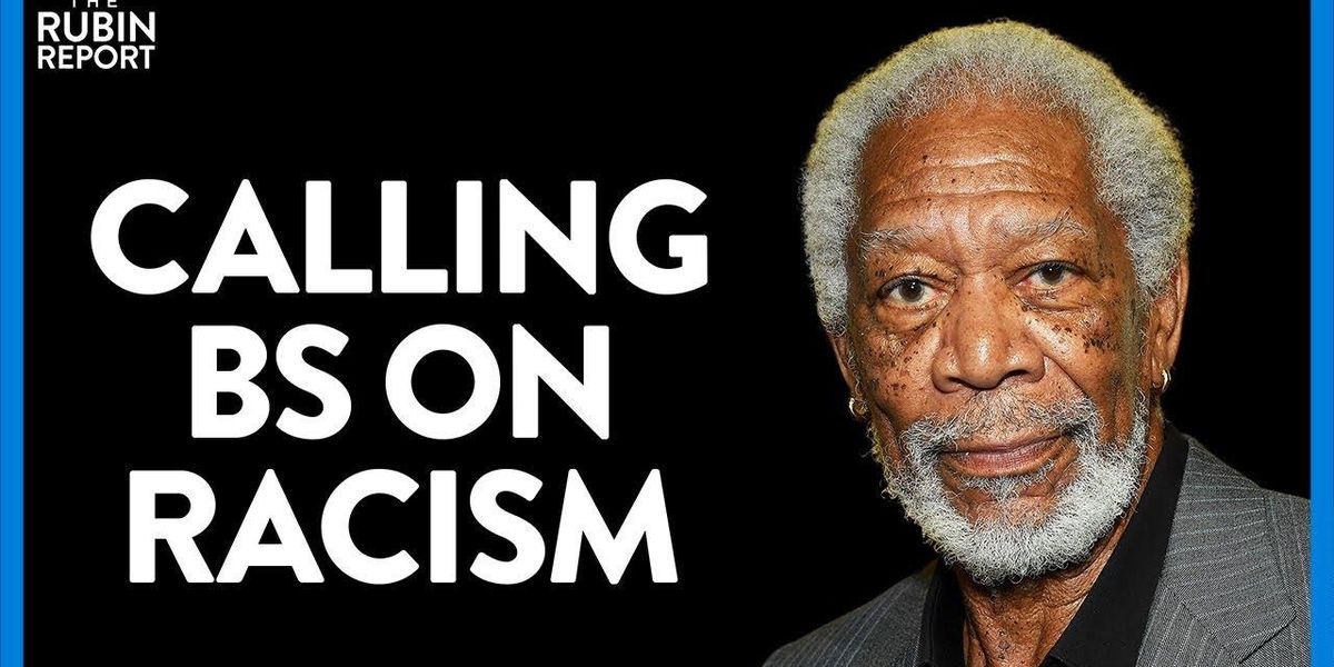 WATCH: When Morgan Freeman SILENCED Don Lemon by calling BS on blaming racism