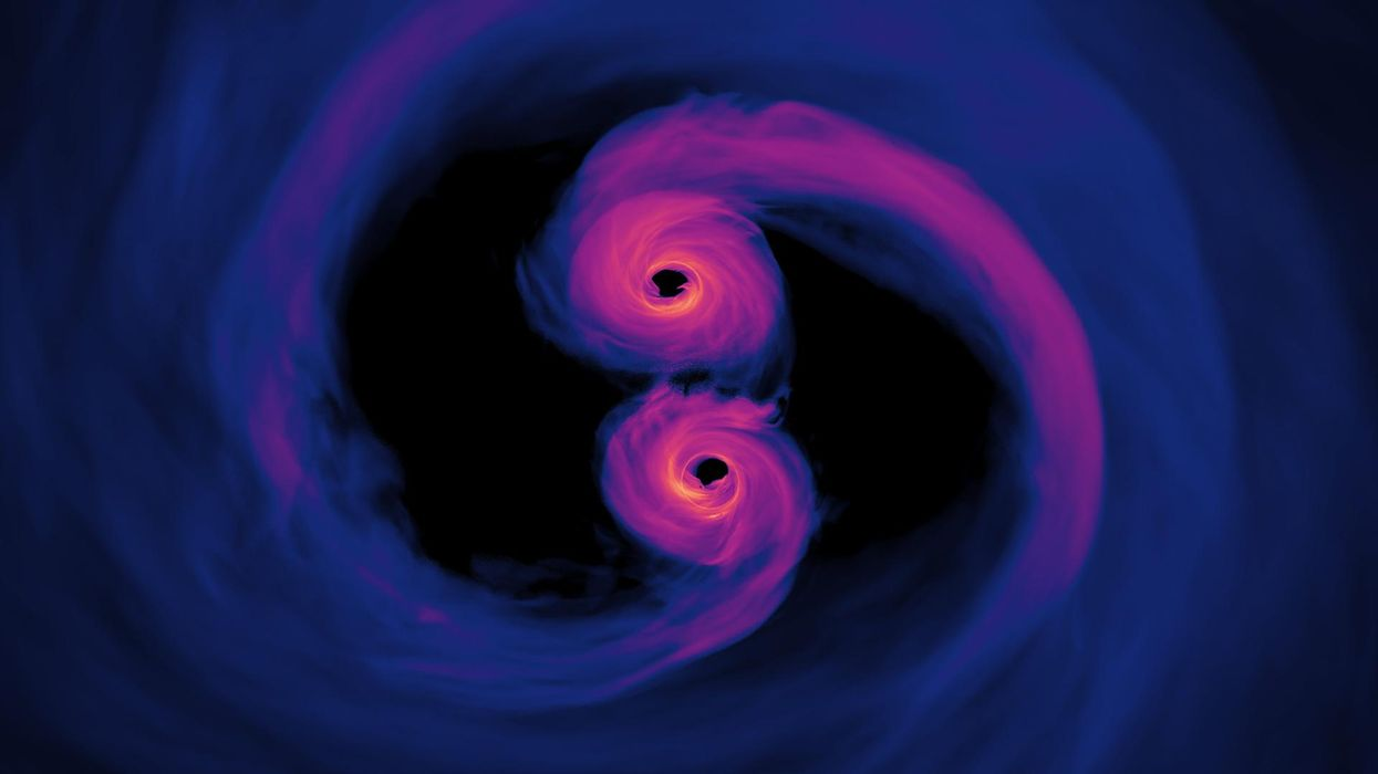 Stephen Hawking's black hole theory proved right