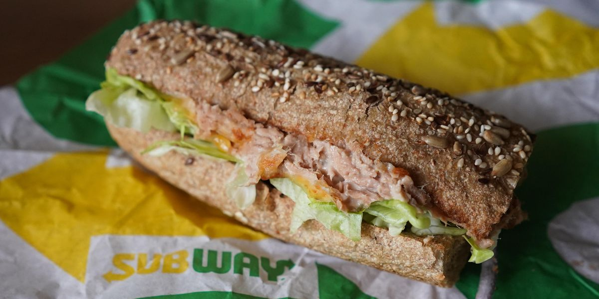 Is That Technically Tuna in Those Subway Sandwiches?