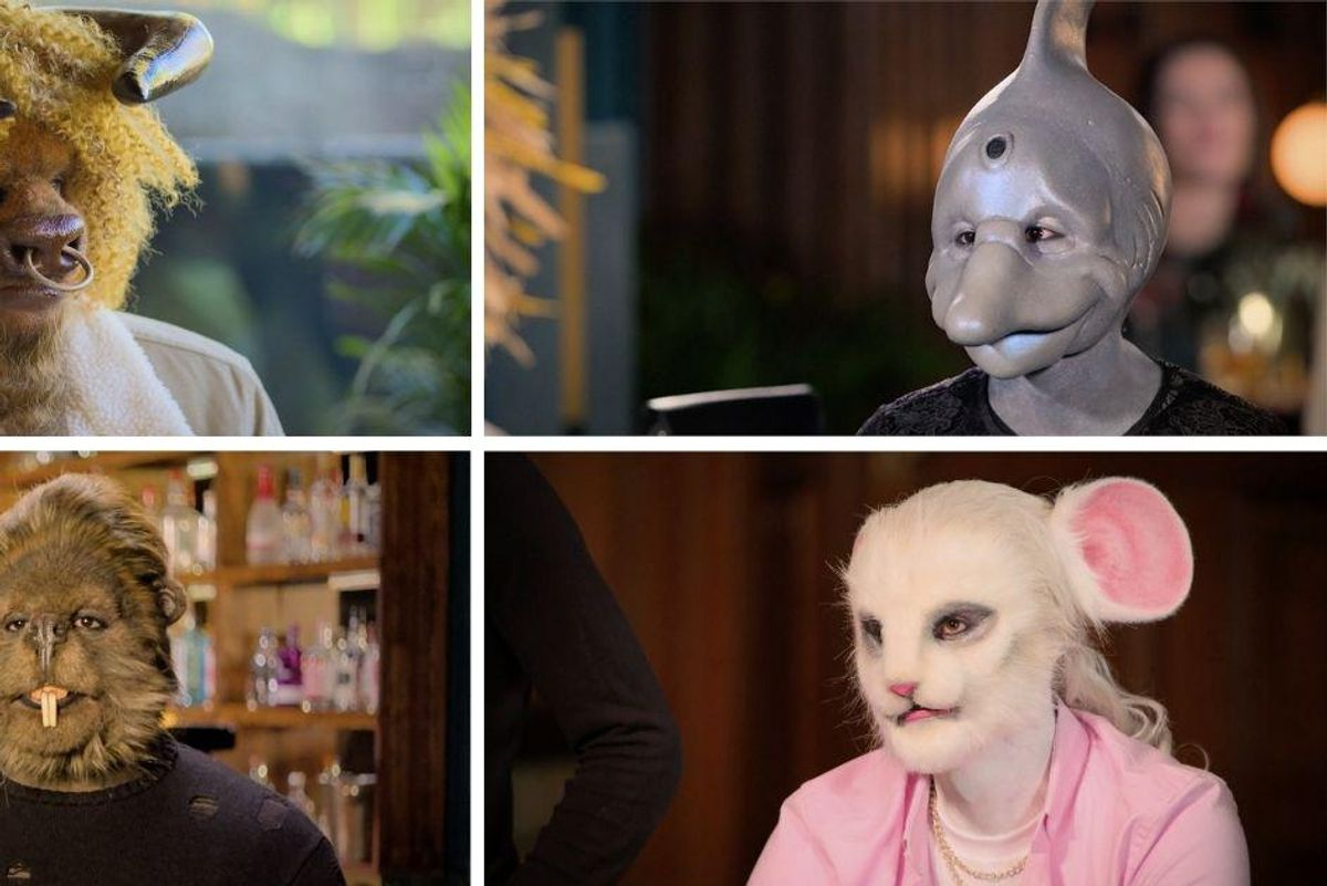 Netflix's new 'Sexy Beasts' dating show just might be terribly weird enough to work