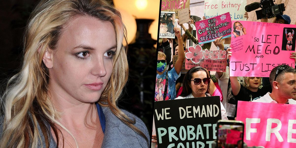 Britney Spears Says She's Prohibited From Removing IUD Under Conservatorship