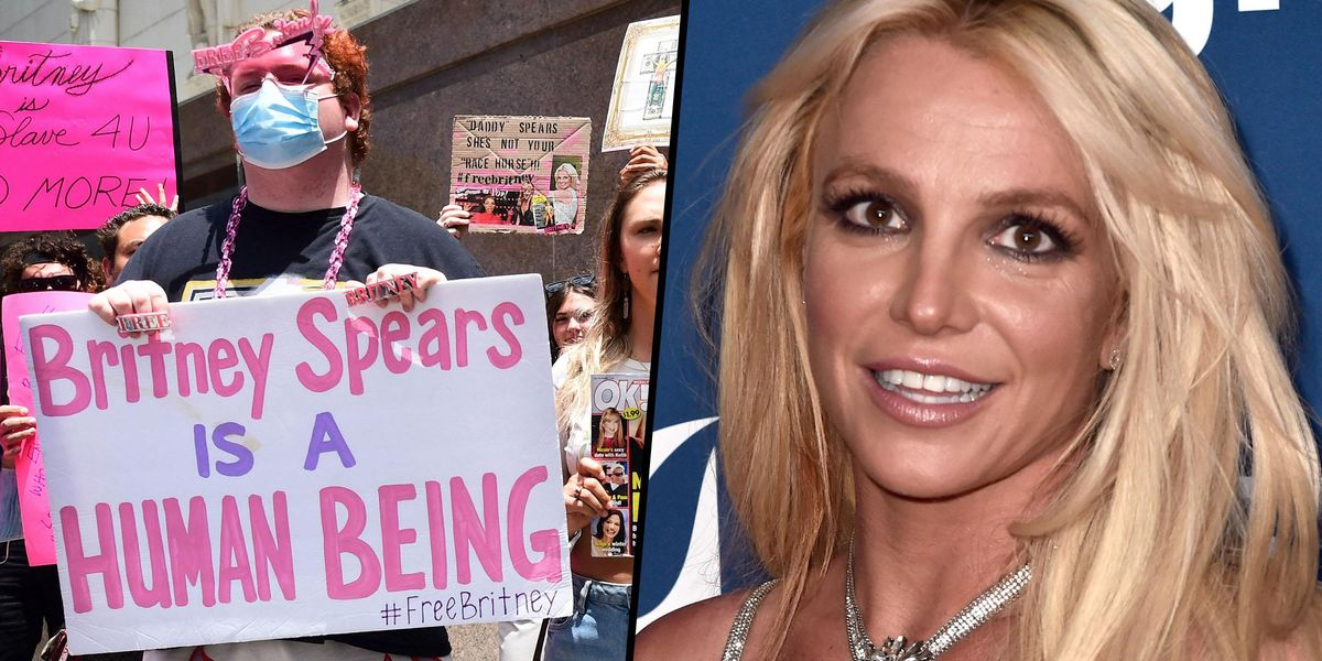 Britney Spears Tells the World How Bad Her Conservatorship Really Is