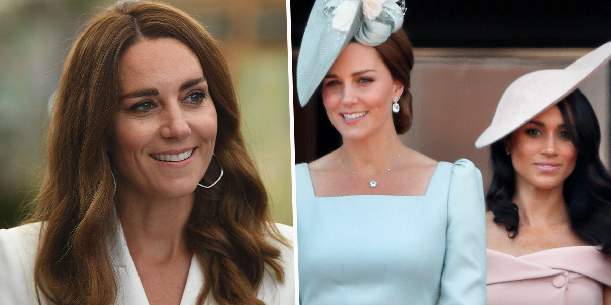 Kate Middleton Says She 'Can't Wait' to Meet Meghan Markle and Prince Harry's Daughter