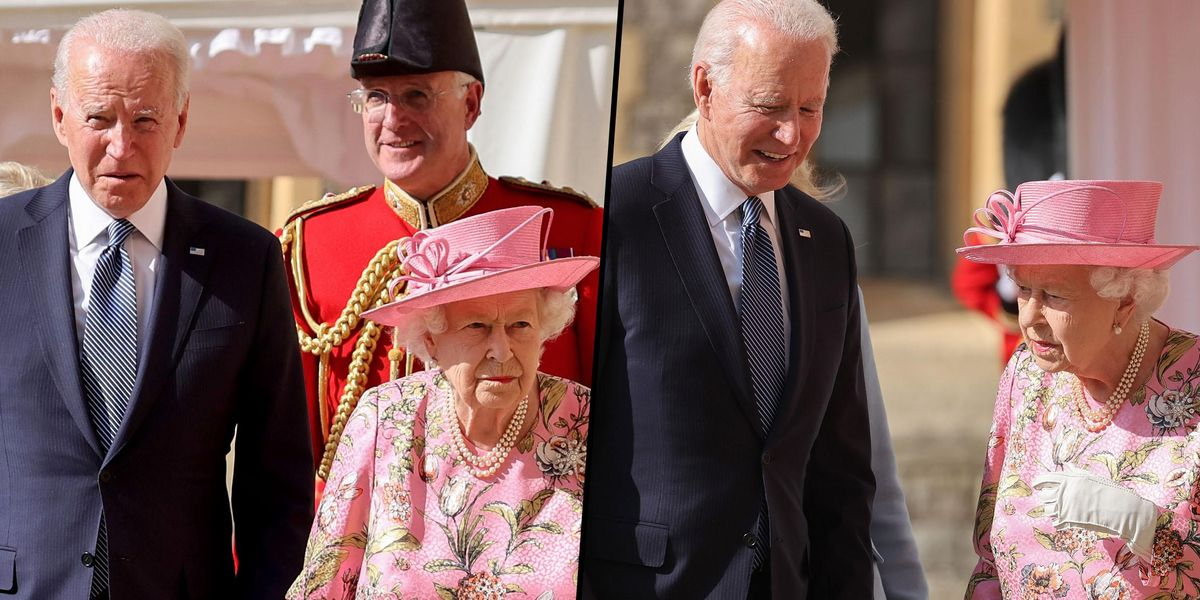 Joe Biden Said the Queen Reminds Him of His Mother and Invited her to White House