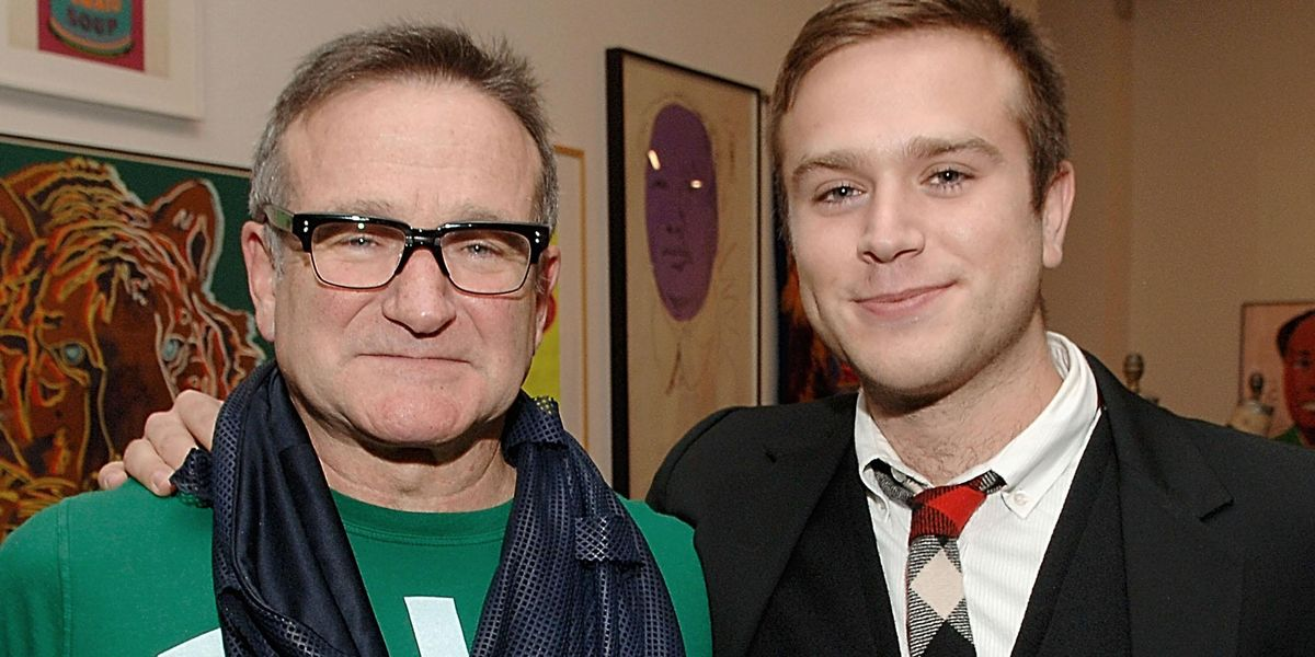 Robin Williams' Son Zak and Wife Welcome New Baby
