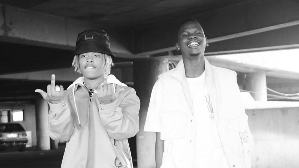 Watch Blxckie and Nasty C's Music Video For 'Ye x4'