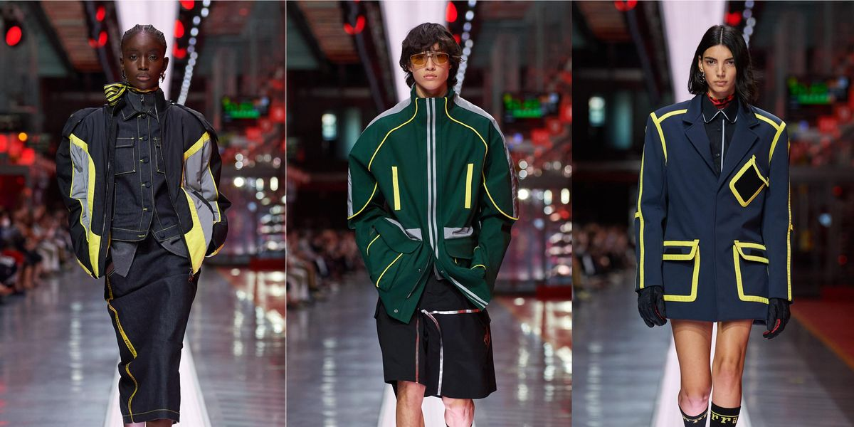 Inside Ferrari's First Foray Into High Fashion
