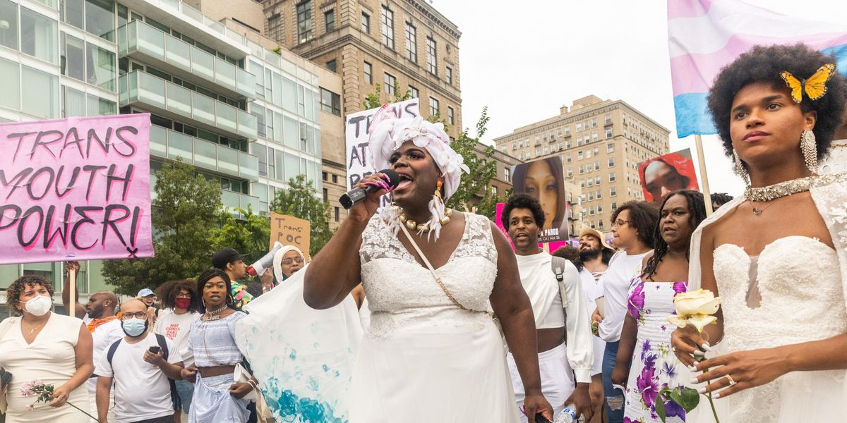 Brooklyn Liberation March Returns to Support Black Trans Lives