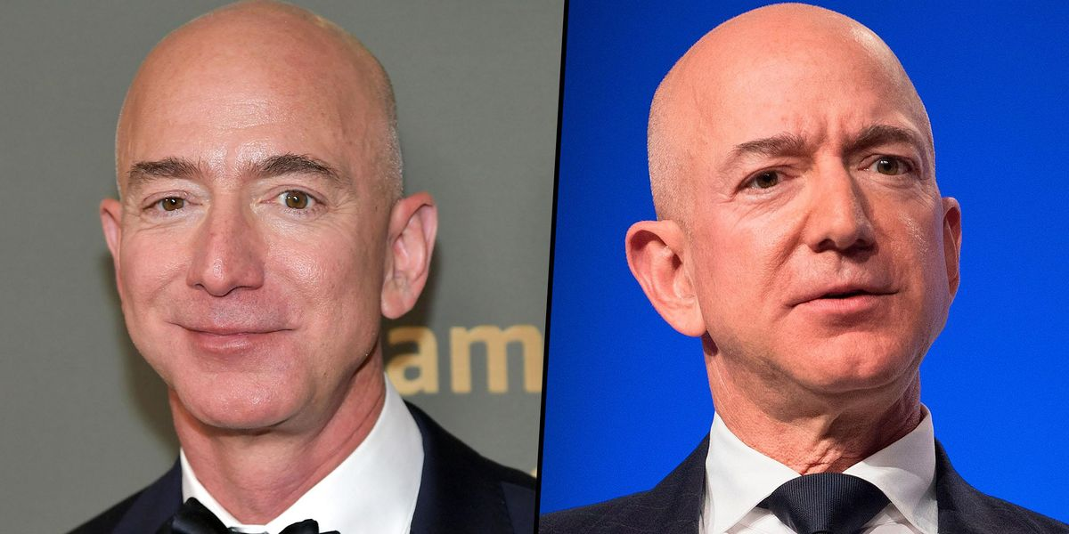 Thousands Sign Petition To Prevent Jeff Bezos From Being Able To Re-Enter Earth