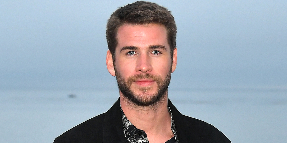 Liam Hemsworth Just Shared the First Photo of His Girlfriend on Instagram
