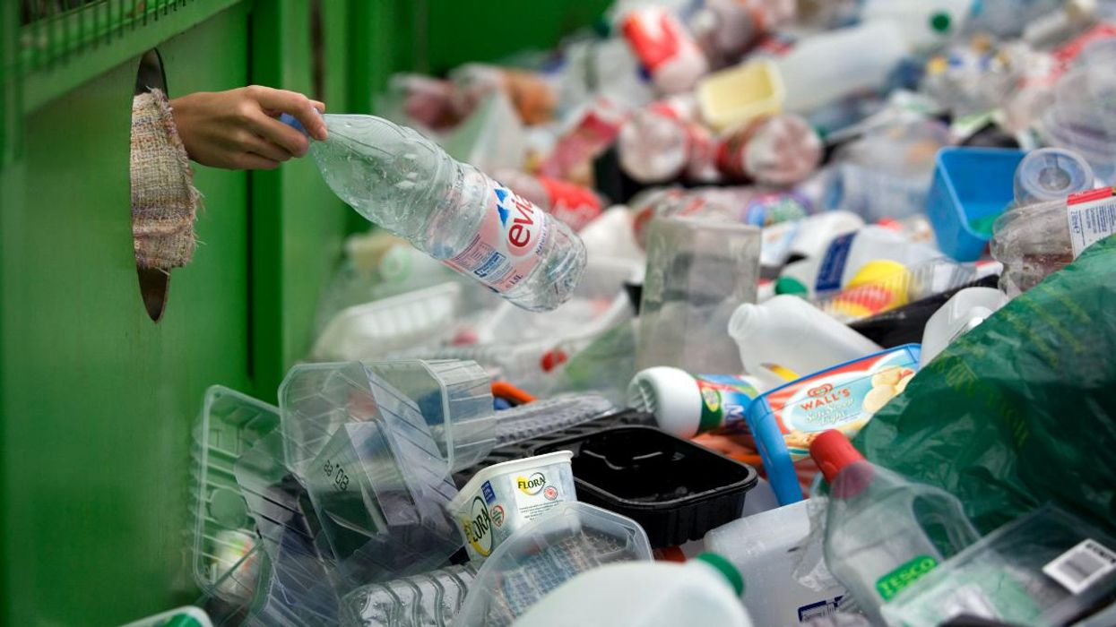 Scientists have developed a method for recycling plastic bottles into vanilla flavoring.