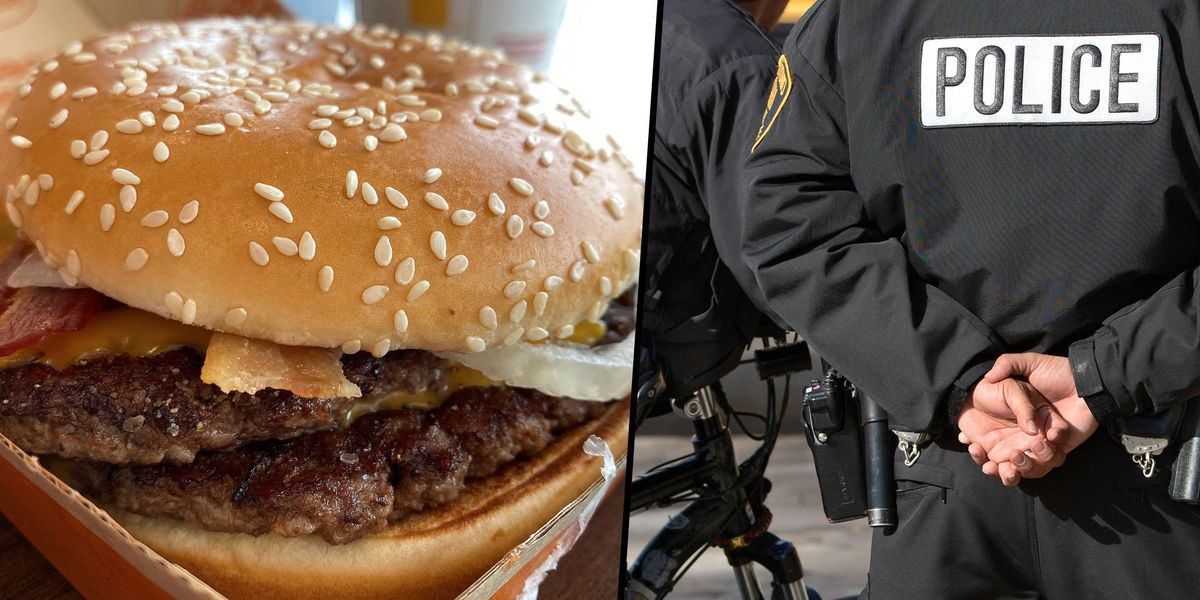 Restaurant Staff Arrested for Not Giving Police Free Burgers