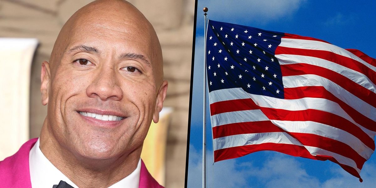 Dwayne Johnson Named Number One Reason 'to Love America'