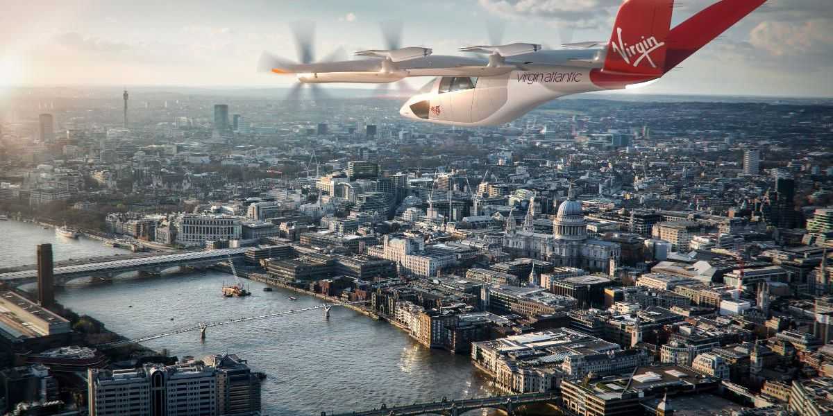 Electric Flying Taxis Could Transform Air Travel by 2024