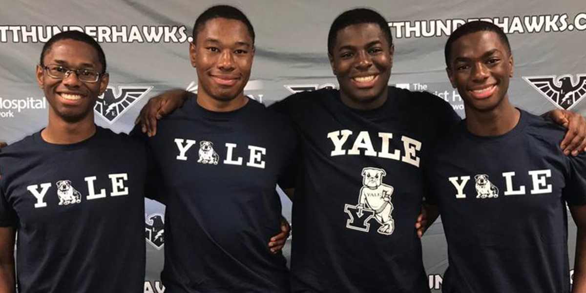 Ohio Quadruplets Who All Graduated From Yale Say They All Carved Their 'Own Paths'