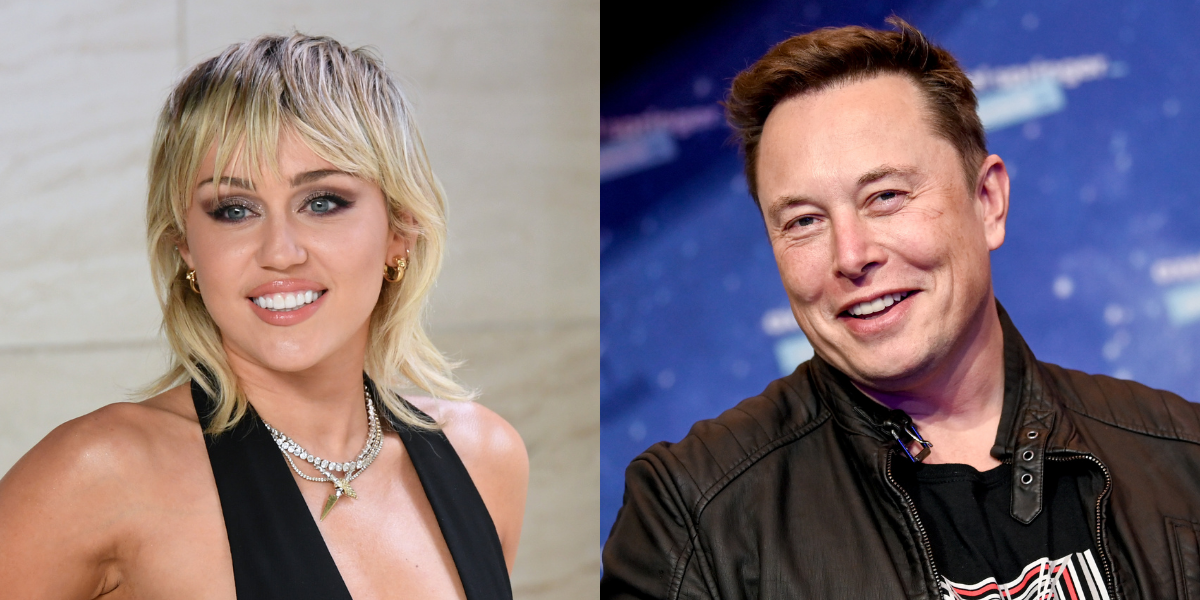 Miley Cyrus Hilariously Calls Out Elon Musk After He Ruins The 'Secret' That She's Hannah Montana