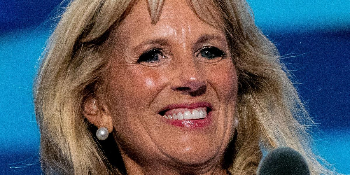 Dr. Jill Biden on the New Cover of Vogue Magazine