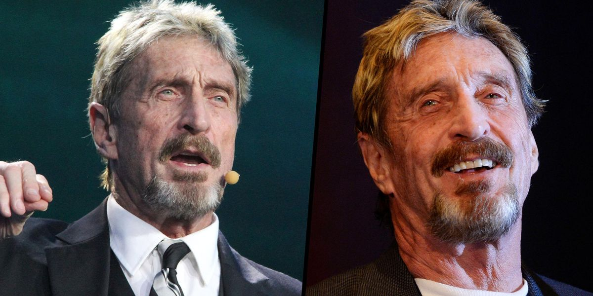 John McAfee's Cause of Death Confirmed by Autopsy