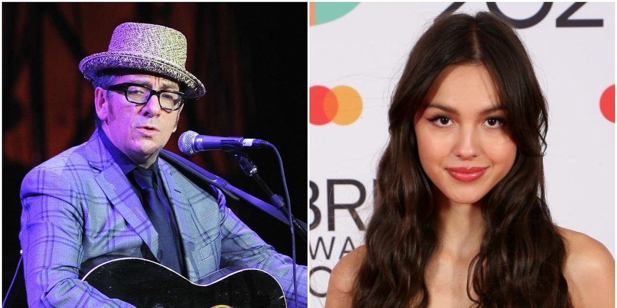 Elvis Costello Defends Olivia Rodrigo Against Plagiarism Claim