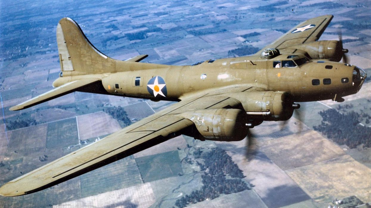 """How the """"Bomber Mafia"""" planned to win World War II with just a few dozen bombs"""