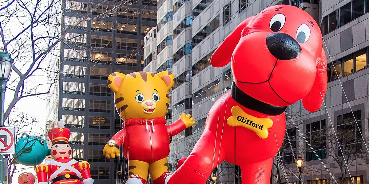 Clifford The Big Red Dog Comes to Life in Trailer for Live-Action Remake