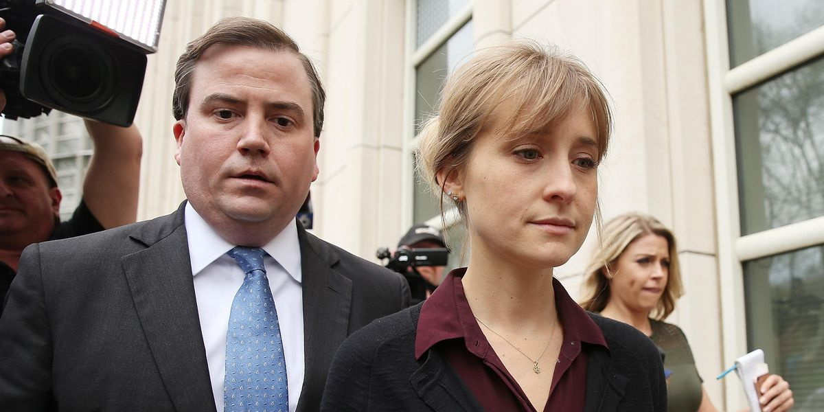 Allison Mack Sentenced to Three Years for NXIVM Sex Cult Case
