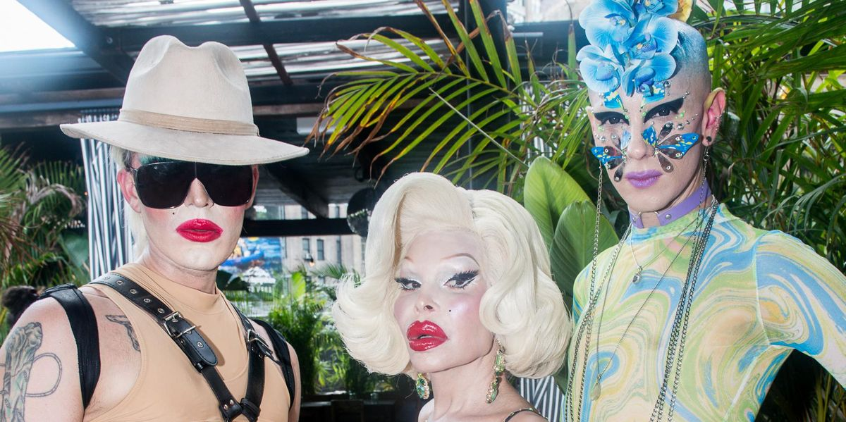 Here's Where Everyone Closed Out Another Epic Pride Month in NYC