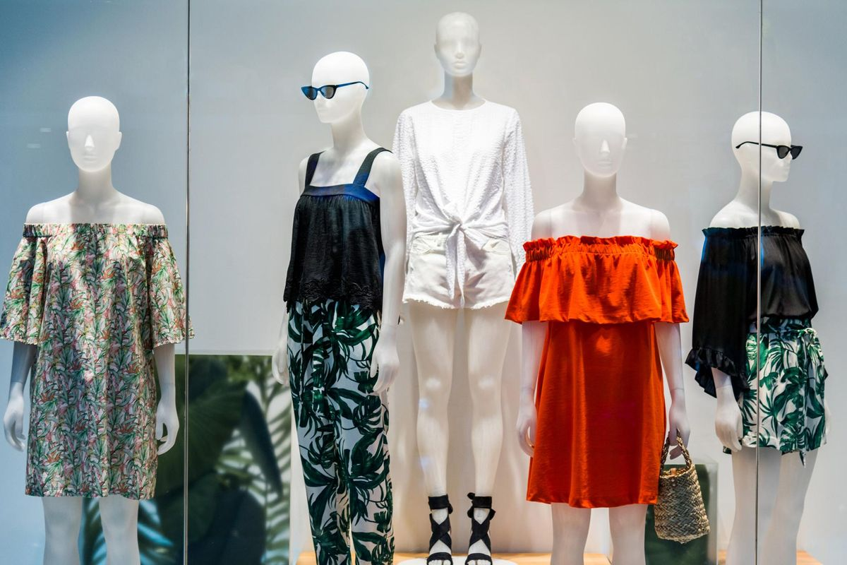 <div>Nigerian State Bans the Use of Mannequins Citing 'Immorality'</div>