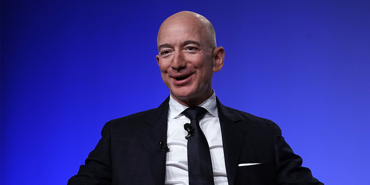 Jeff Bezos Asks 82-Year-Old Woman To Travel to Space With Him
