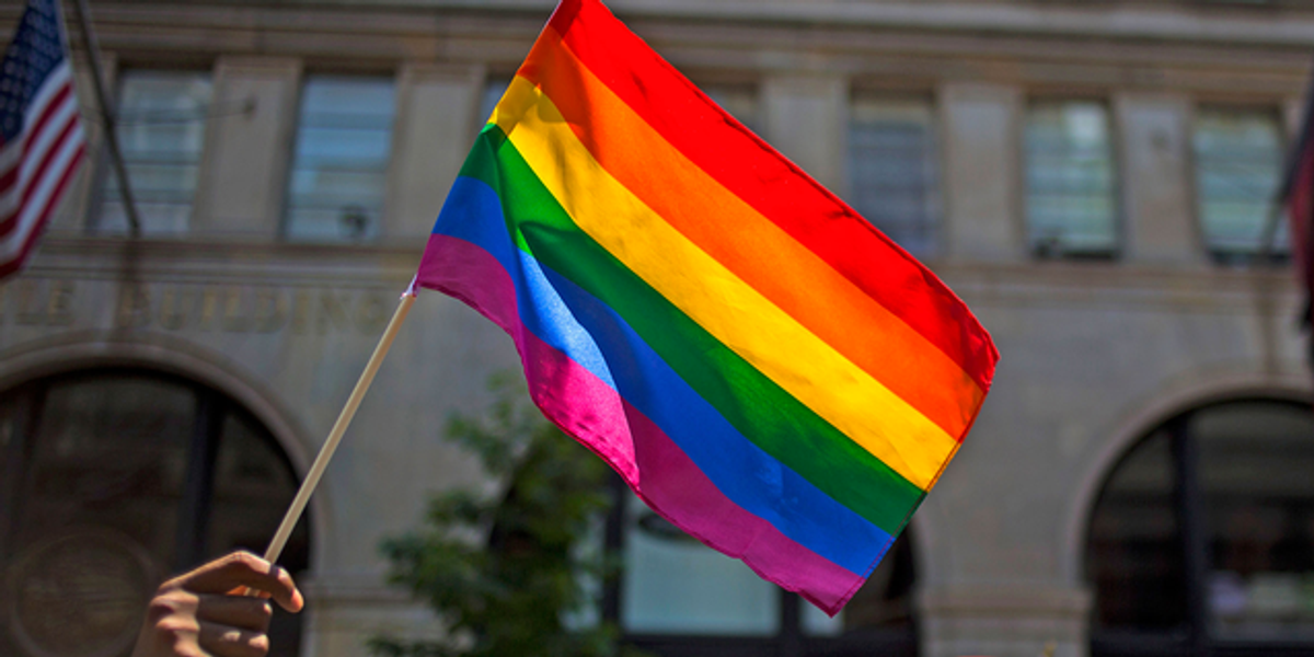 Parents Throw a Surprise Pride Party for Teen Daughter After She Came Out to Them