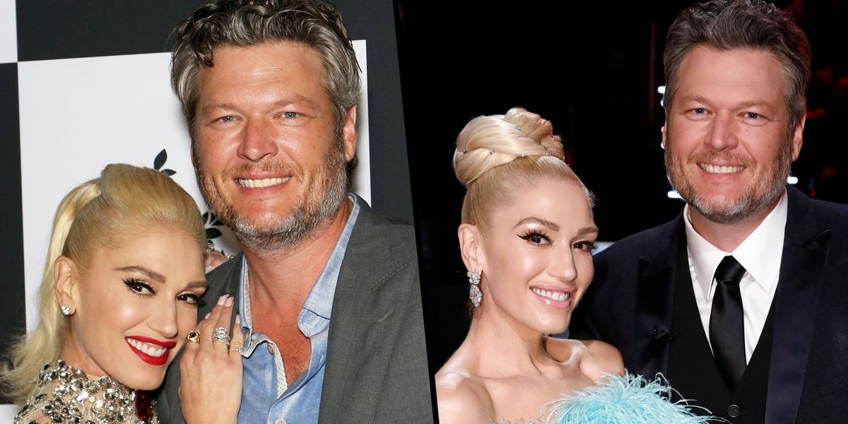 Gwen Stefani and Blake Shelton File for Marriage Licence in Oklahoma