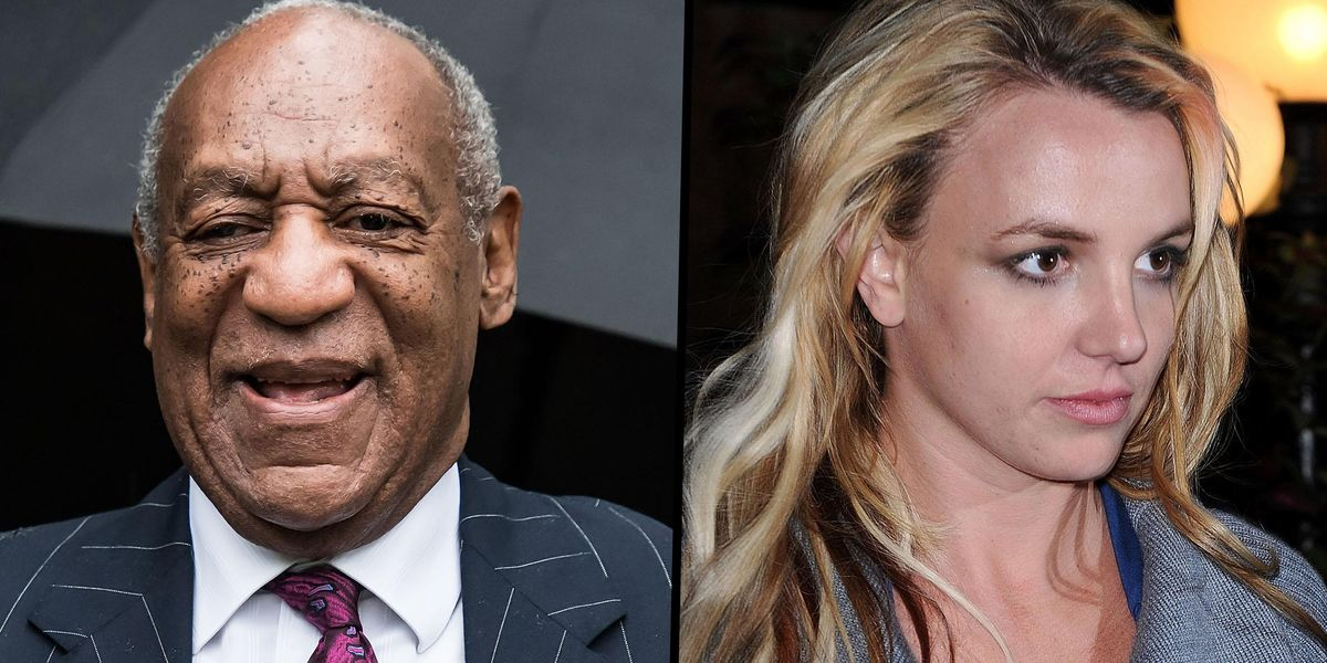 People Are Calling Out How Bill Cosby is Free But Britney Spears Isn't