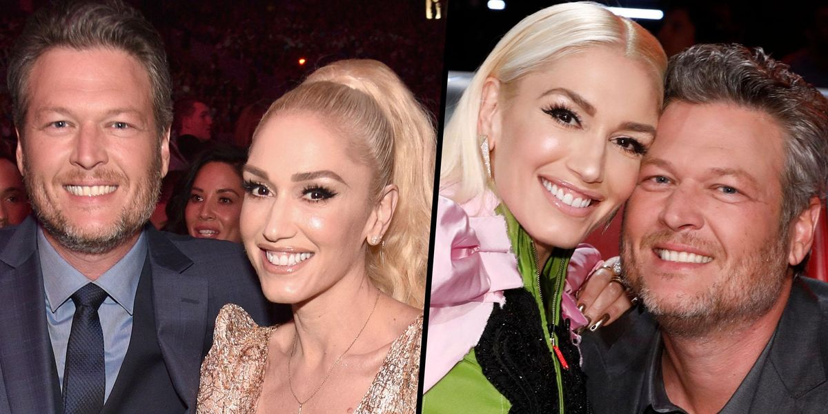Gwen Stefani and Blake Shelton File for Marriage License in Oklahoma