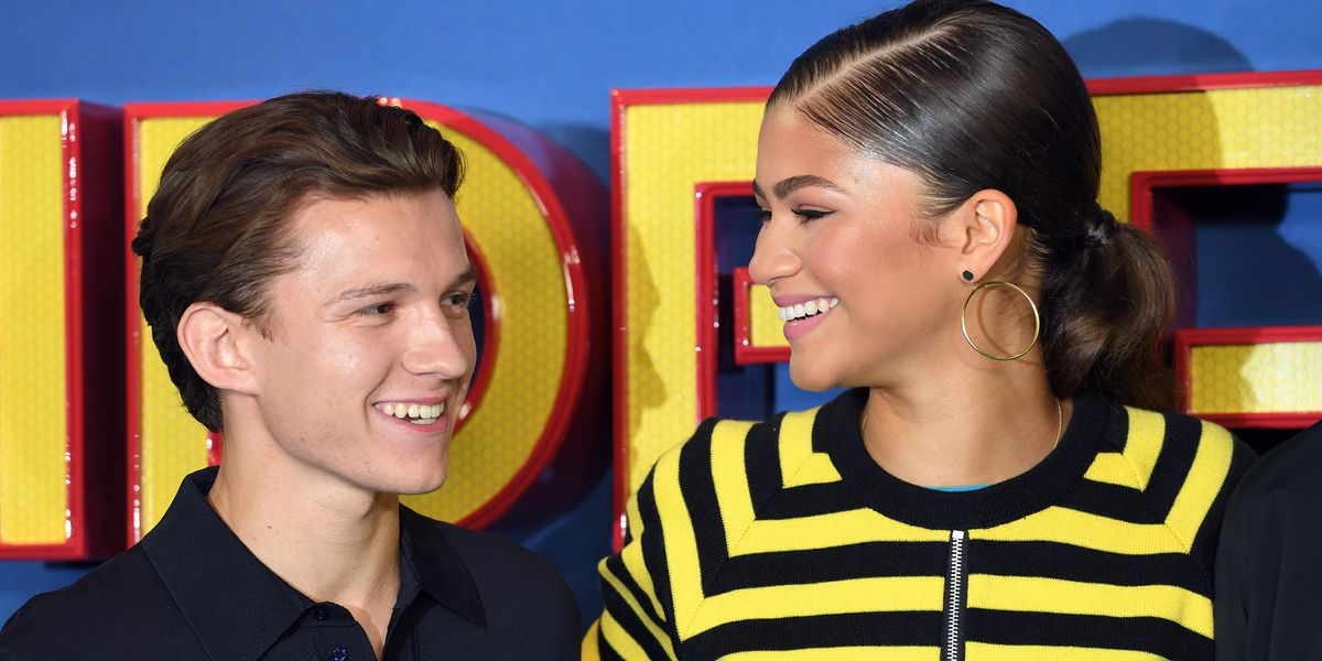 Zendaya and Tom Holland Appear to Confirm Dating Rumors
