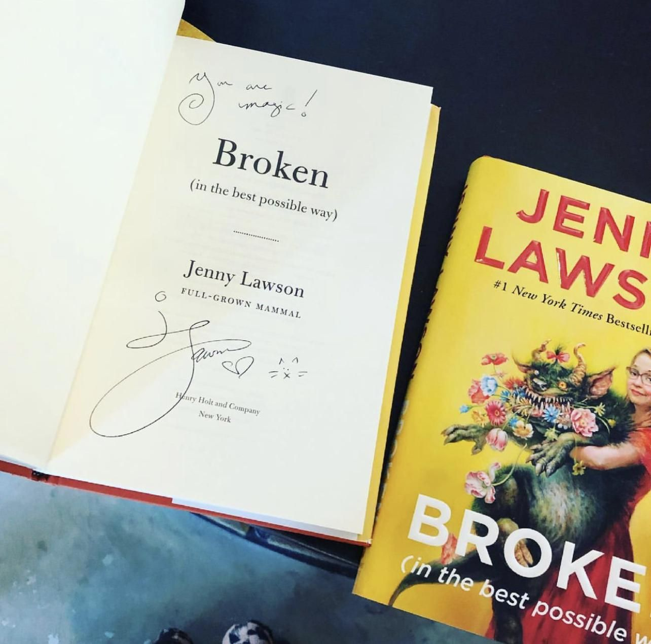 'Broken' Is The Perfect Reminder That Everything Will Be OK