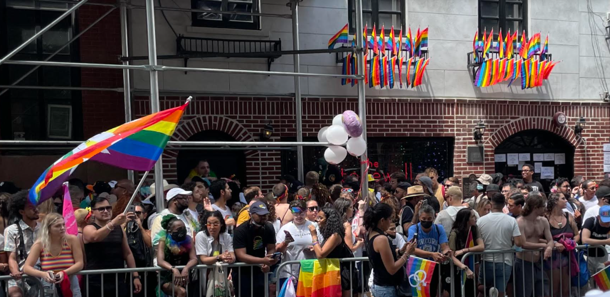 I Went To The New York Pride Parade As An Ally, And It Was Truly A Transformative Experience For Me