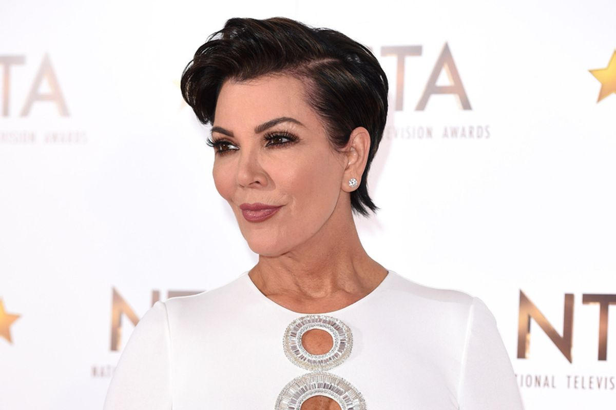 Here's to Six Decades of Kris Jenner