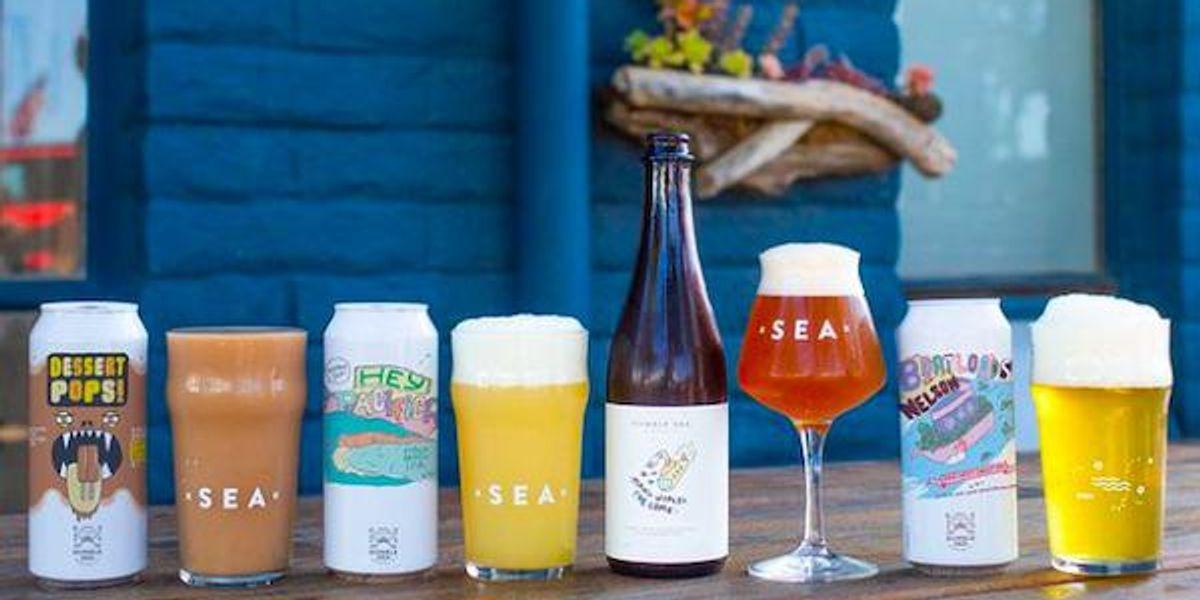 Santa Cruz Breweries & Wine Tasting Rooms