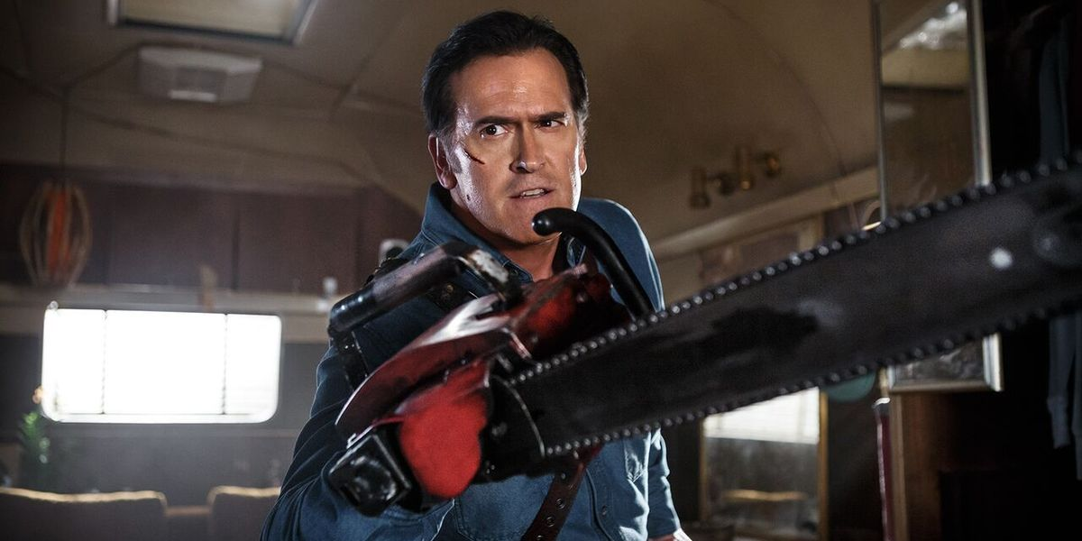 Bruce Campbell On Ash vs. Evil Dead, Fargo and Why He's Not As Typecast As You Thnk