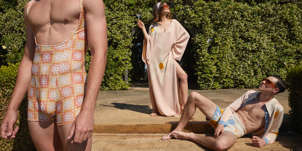 Palomo Spain and Clea Stuart Collaborate on Summer Knitwear Capsule