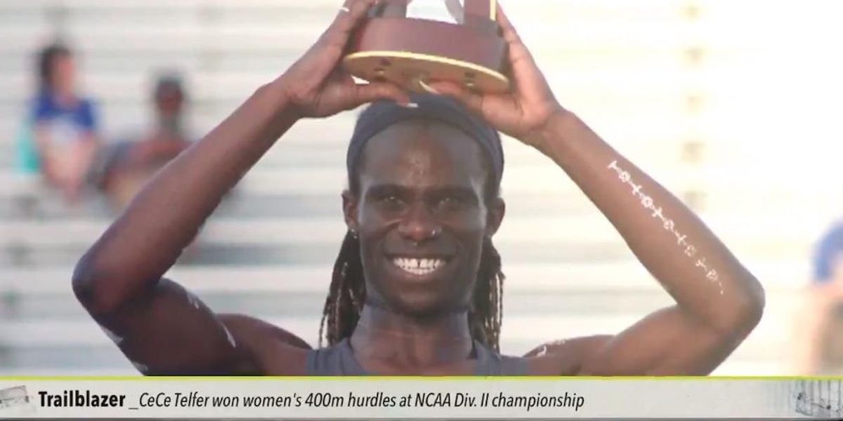 Transgender runner found to be ineligible for Olympic trials for women's track