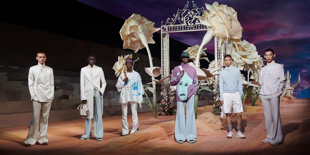 How Travis Scott Influenced Dior's New Men's Collection