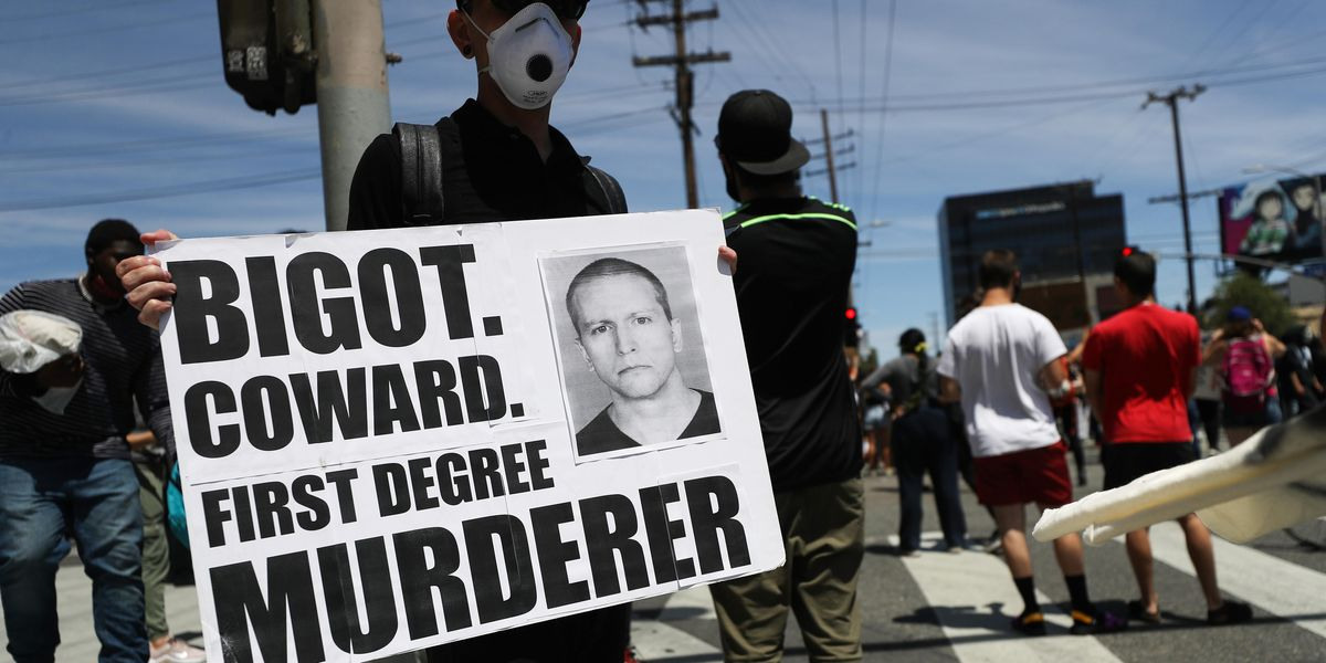 Derek Chauvin Gets 22.5 Years for George Floyd's Murder