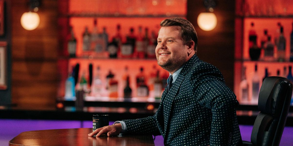 James Corden Making Changes to 'Spill Your Guts' Segment